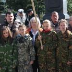 Оксана Кочегарова-зам главы МО Туапсинский р-н,никогда не пропускает такие мероприятия