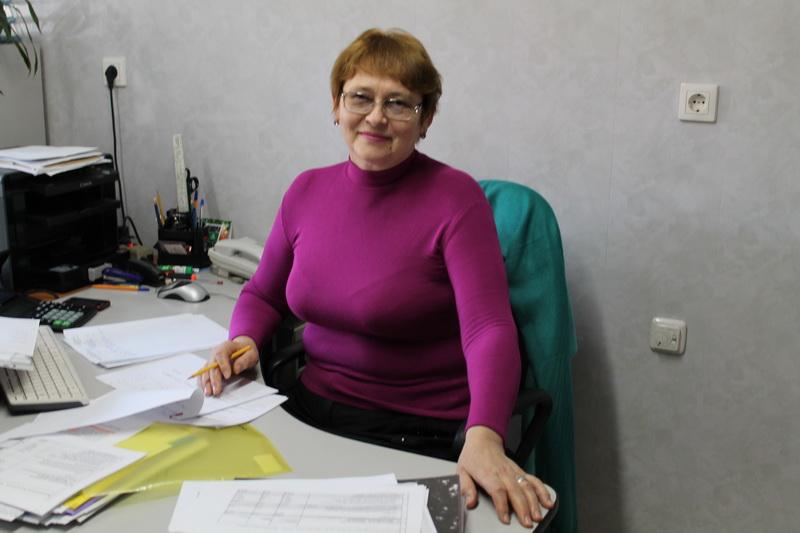 Мачусская Н.Ф. - главный бухгалтер (район)