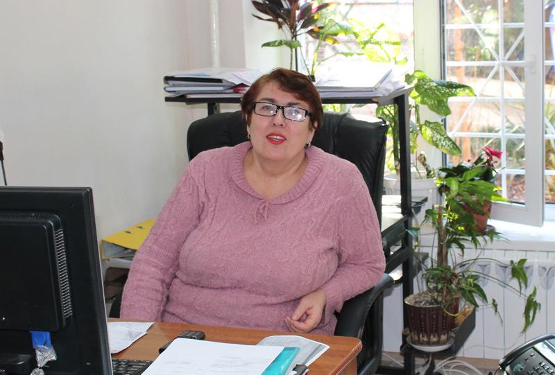 Матяшева Татьяна Леонидовна - бухгалтер-кассир (Досааф район)