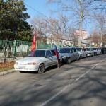 подготовка автомобилей к автопробегу