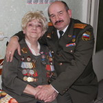 В гостях у почетного ветерана
