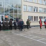 Выступление представителя администрации Краснодарского края